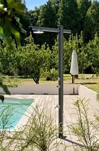 Piscine Soleil Service : douches solaires et design le sp cialiste des piscines ~ Dallasstarsshop.com Idées de Décoration