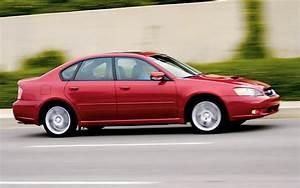 2005 Subaru Legacy 2 5 Gt Limited