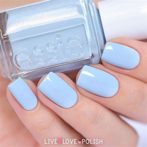 essie salt water happy nail polish summer  collection