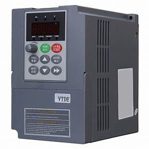 3 Phase Frequency Drive Inverter 1 5kw 380v 3ph Variable
