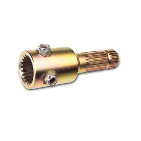 double hh    spline adapter
