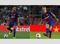 The incredible parallels between Sergio and Oriol Busquets