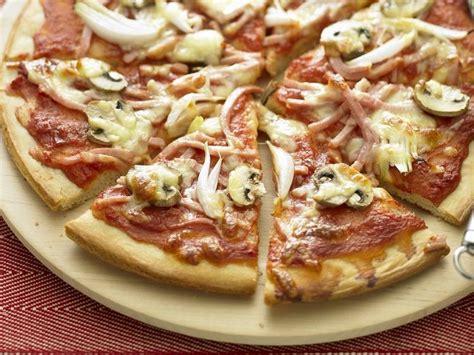 cuisine italienne pizza recette pâte à pizza italienne astuces garnitures