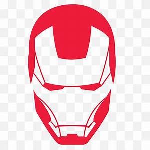 Avengers iron man logo (02) car window laptop vinyl # ...