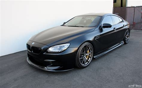bmw black frozen black bmw m6 gran coupe is breathtaking autoevolution