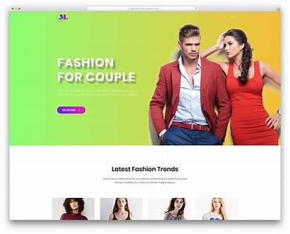 Template Website Templates Boutique Friendly Mobile Colorlib