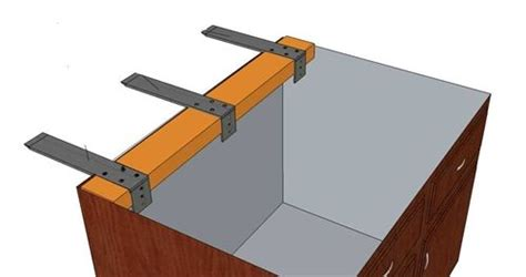 Kitchen Countertop Support Brackets by Countertop Brackets Search Bdcs