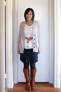 Putting Me Together Can I still wear denim skirts?