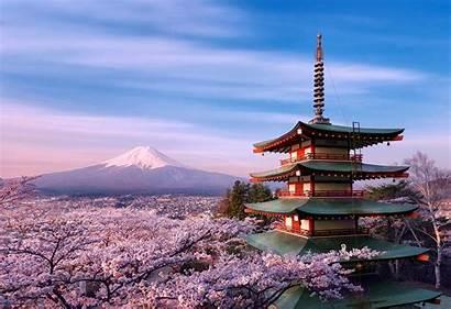 Scenery Japanese Japan Wallpapers Wallpapersafari Wallpapertag