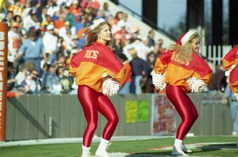 Vintage Nfl Cheerleader Photos Action Pinterest