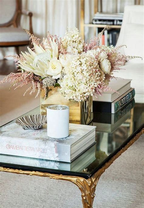 coffee table accessories best 25 coffee table arrangements ideas on