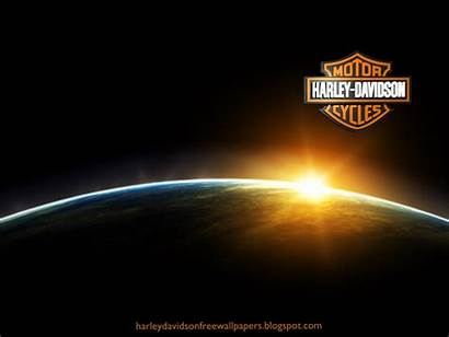 Davidson Harley Wallpapers Screensavers Eclipse Earth Space