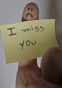 I Love and Miss You Friend
