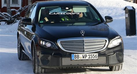2019 Mercedes-benz C-class Likely Getting Diesel-electric