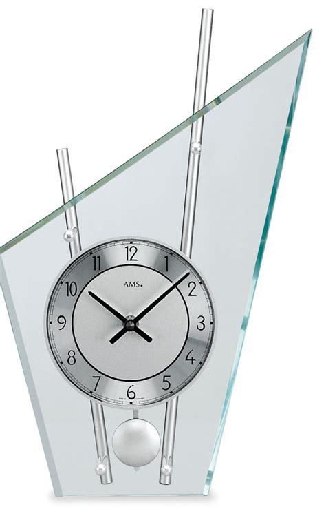 pendule a poser moderne pendule 224 poser moderne argent 233 e en verre cutty pendule 224 poser 1001 pendules