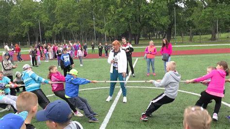 Sporta diena 2015 - YouTube