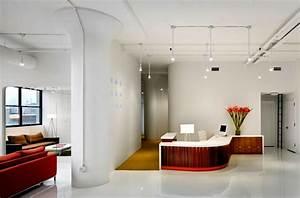 Reception Lounge Commercial Office Interior Design UM ...