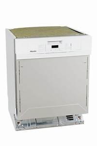 Lave Vaisselle Encastrable Miele : lave vaisselle encastrable miele g 4300 sci blanc g 4300 ~ Edinachiropracticcenter.com Idées de Décoration
