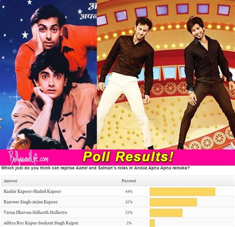 who is more popular shahid kapoor or ranbir kapoor ranbir kapoor shahid kapoor should reprise aamir khan and
