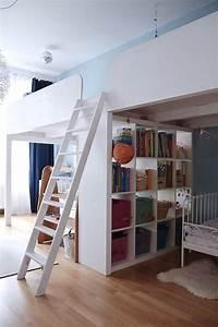 Aus Einem Zimmer Zwei Kinderzimmer Machen : 1000 ideen zu hochbett kinder auf pinterest ikea ~ Lizthompson.info Haus und Dekorationen