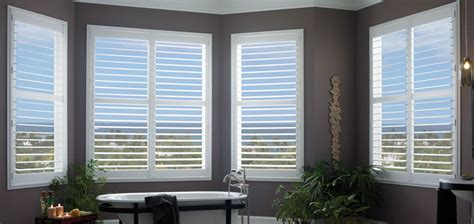 Plantation Shades by Miami Plantation Shutters Wood Composite Faux Wood