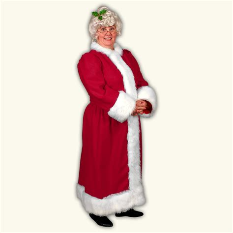 mrs claus a style dress santa co llc