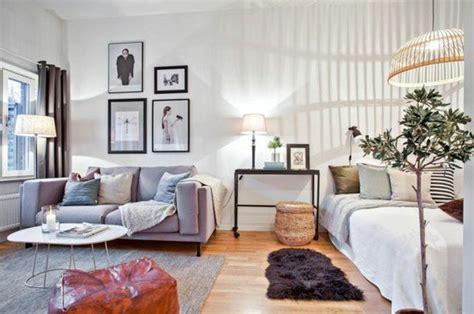 idée petit canapé apéro meubler un studio 20m2 voyez les meilleures idées en 50