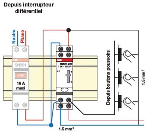 Schema De Cablage Telerupteur Bipolaire