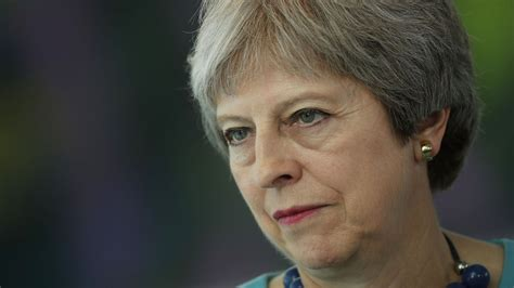 theresa    chequers plan  brexit wont happen