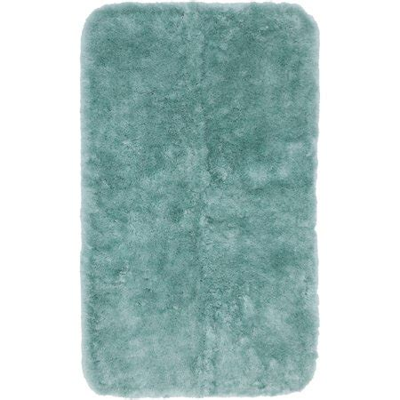 homes  gardens thick  plush polyester bath rug walmartcom
