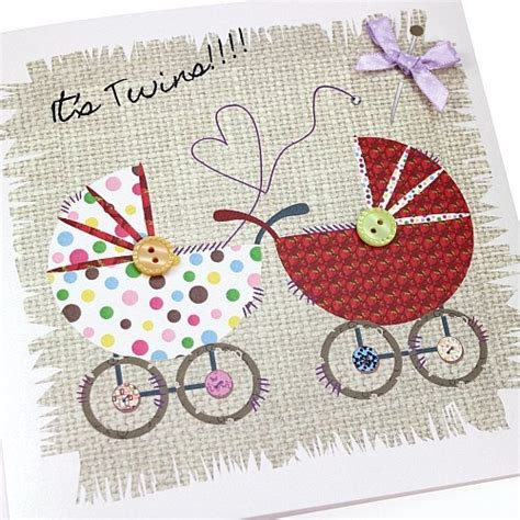 images  twins baby cards  pinterest punch