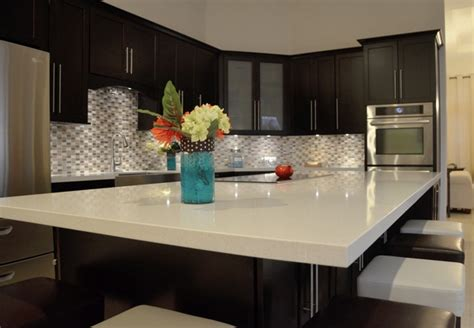 Quartz Countertops  The Eye Catcher In Every Kitchen