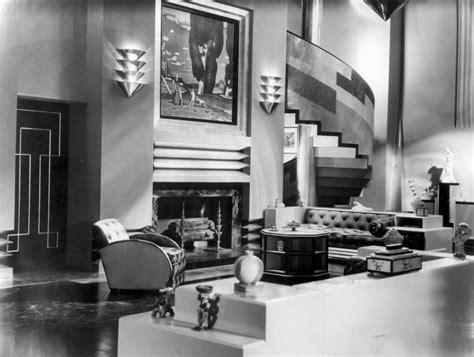 period homes interiors magazine deco style