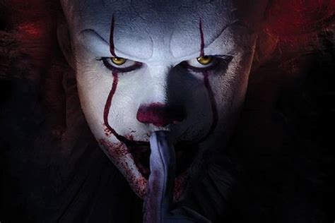 people love pennywise living life fearless