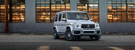 Marcedes Benz G Class :  Pictures, Specs And Info
