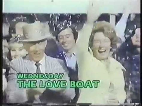 Barney Miller & The Love Boat 1979 Abc Late Night Promo