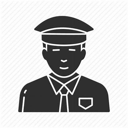Icon Security Guard Police Officer Icons Editor