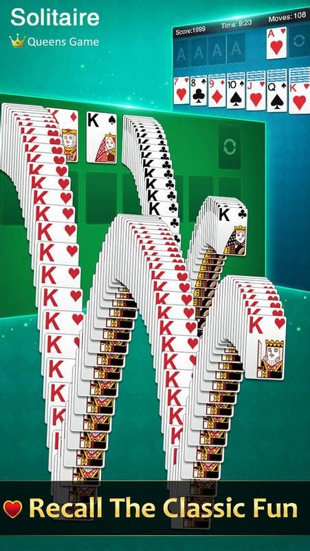 classic solitaire apk   card game