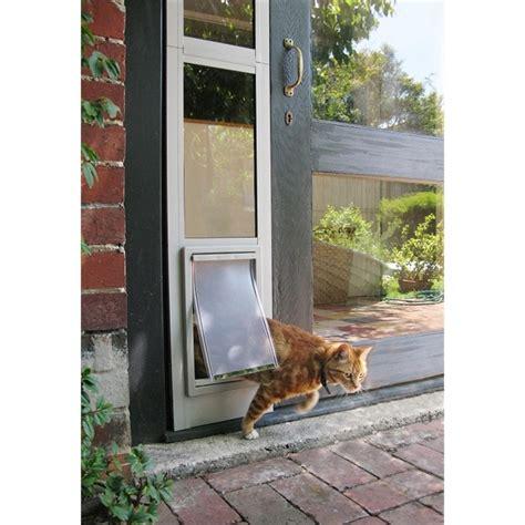 Pet Door For Patio And Sliding Doors by Hartman Pacific 385 X 270mm Large Pet Door For Patio And