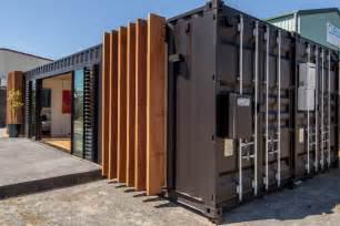 Shipping Containers into Homes