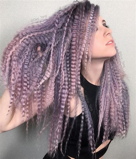 hair crimping styles 20 cool hairstyles with crimped hair for 2018 2363