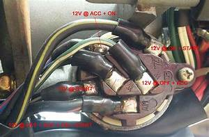 Ignition Switch Wiring Diagram Toyota
