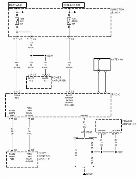 01 Jeep Grand Radio Wiring 1995 jeep wiring diagram wiring diagrams