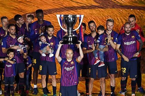 FC Barcelona Mid-season Review