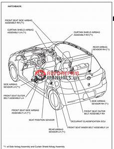 Free Download  Toyota Yaric Repair Manuals  Supplemental Restraint System
