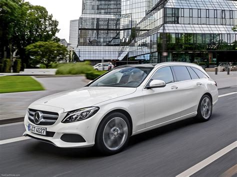 Mercedes C Class Estate Hd Picture by Mercedes C Class Estate 2015 Picture 33 Of 190