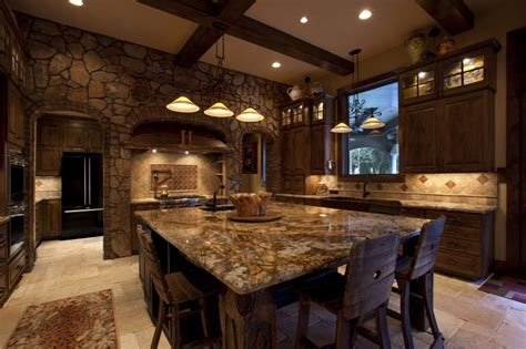 small rustic kitchen designs 25 ideas to checkout before designing a rustic kitchen