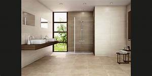 Carrelage Salle De Bain Bricomarché : salle de bain carobel votre sp cialiste du carrelage ~ Melissatoandfro.com Idées de Décoration