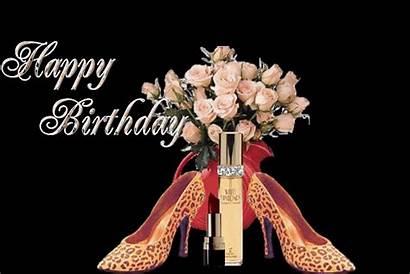 Shoes Birthday Happy Double Gefeliciteerd Animated Shoe