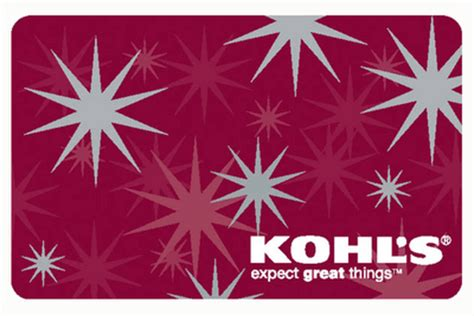 kohl s 250 gift card giveaway winner announced the
